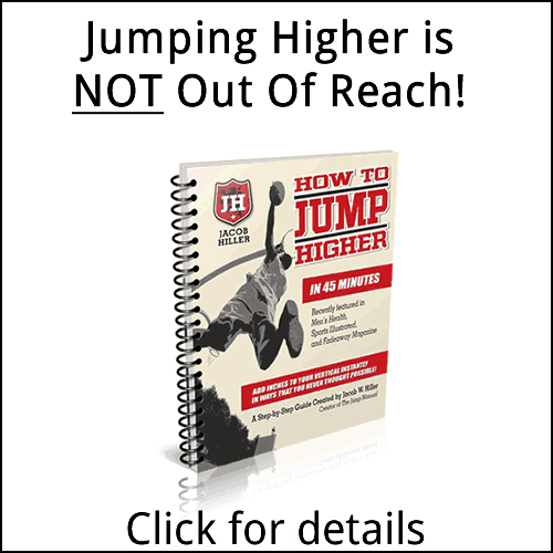 How To Measure A Vertical Jump