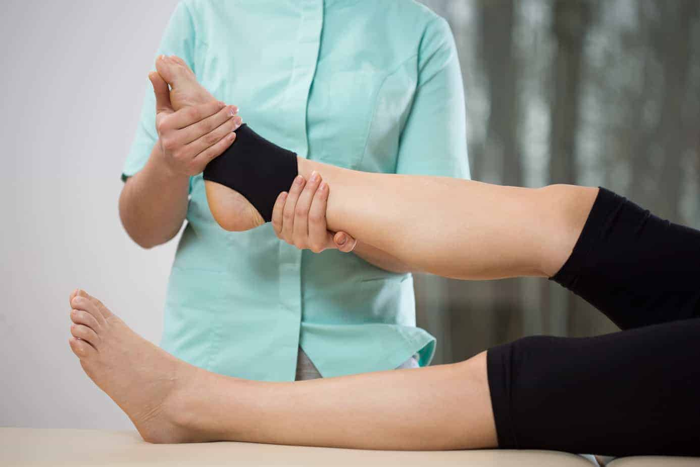 how to improve ankle mobility for seniors